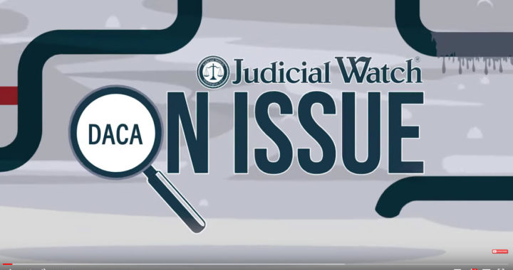 Judicial Watch on Issue: The Ongoing Battle Against Obama Open Border Policies