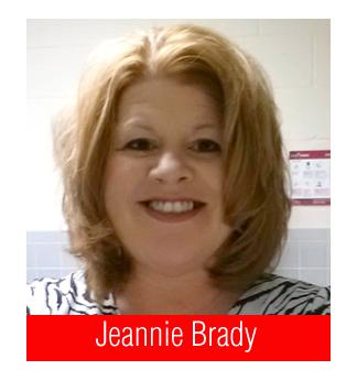JEANNIE BRADY