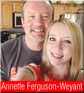 Amanda Annette Ferguson-Weyant (Mandy)