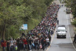 A man-made disaster at the border
