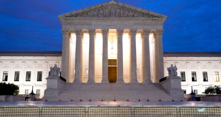 Unusual Supreme Court vote rules illegal immigrant can avoid deportation on technicality
