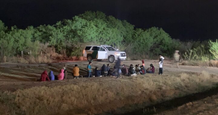 Record Number of Apprehensions Along Southern Border in March