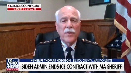 DHS cuts ties with Massachusetts sheriff's office