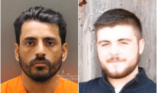 Illegal Alien Charged with Killing 22-Year-Old Connor Holcomb in Idaho