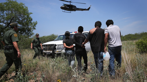 Border Patrol Agents are Frustrated and Exhausted as the Crisis Rages On