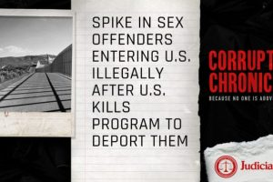 Spike in Sex Offenders Entering U.S. Illegally after U.S. Kills Program to Deport Them