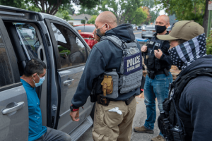 More than 300 Illegal Alien Sex Offenders Arrested in ICE Operation