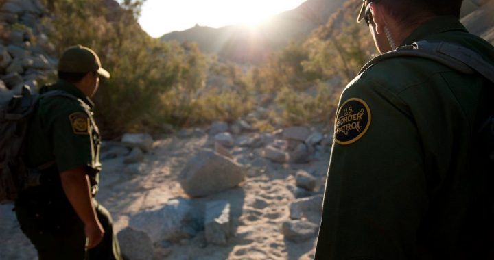 'Inadmissible' Aliens Are Walking Through Border Cracks